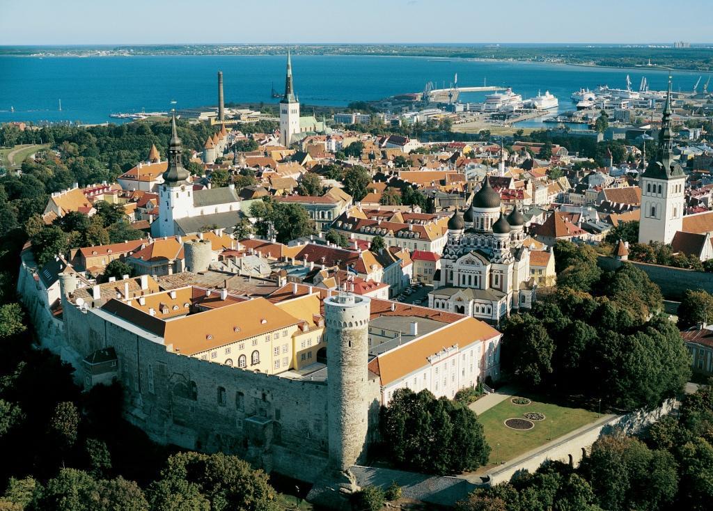 Stadtrundfahrt Tallinn