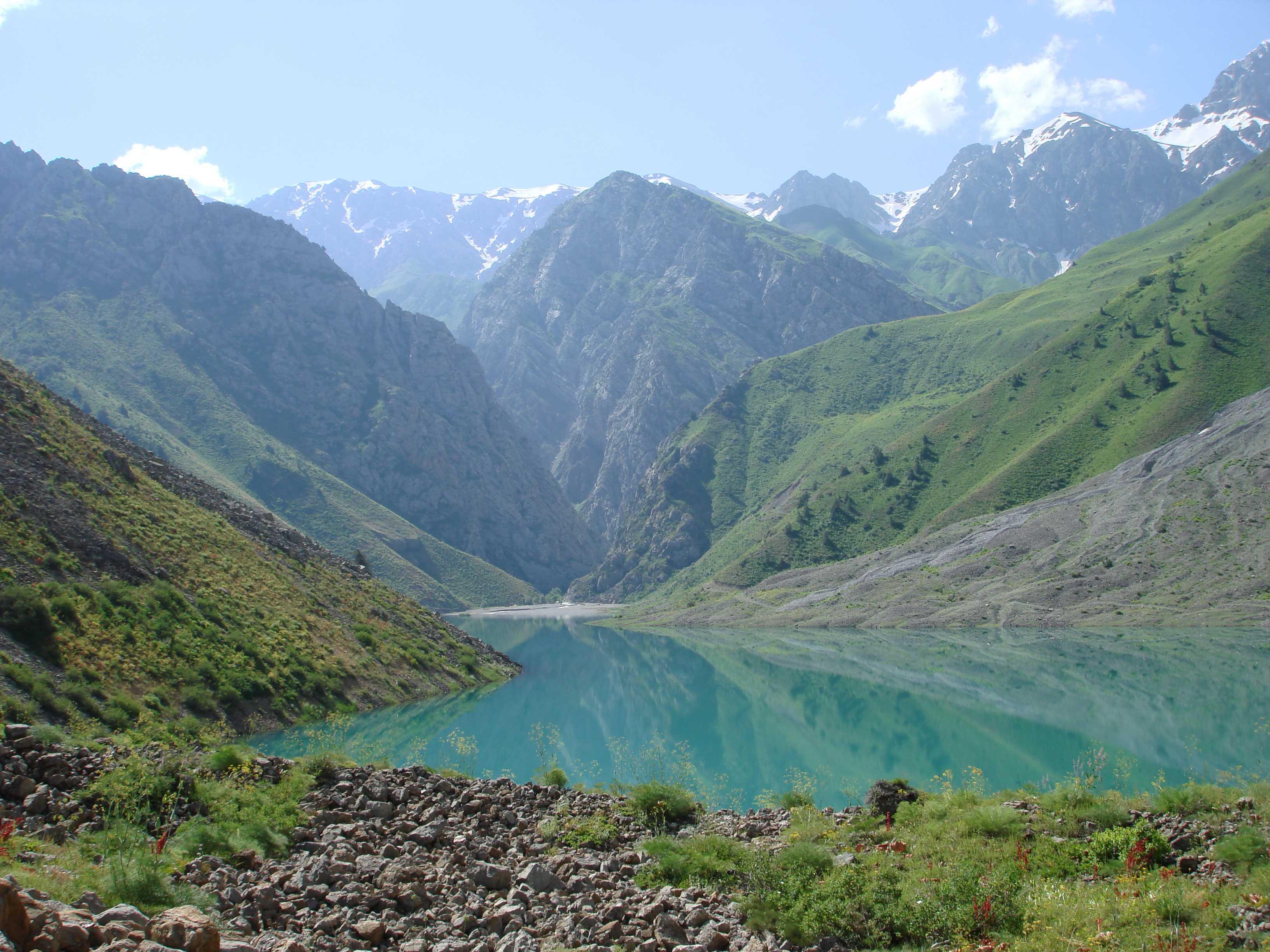 Beldersoy Usbekistan trekking