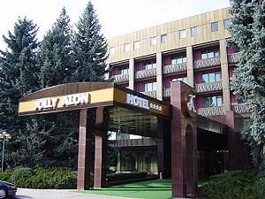 Jolly Alon Hotel Chisinau