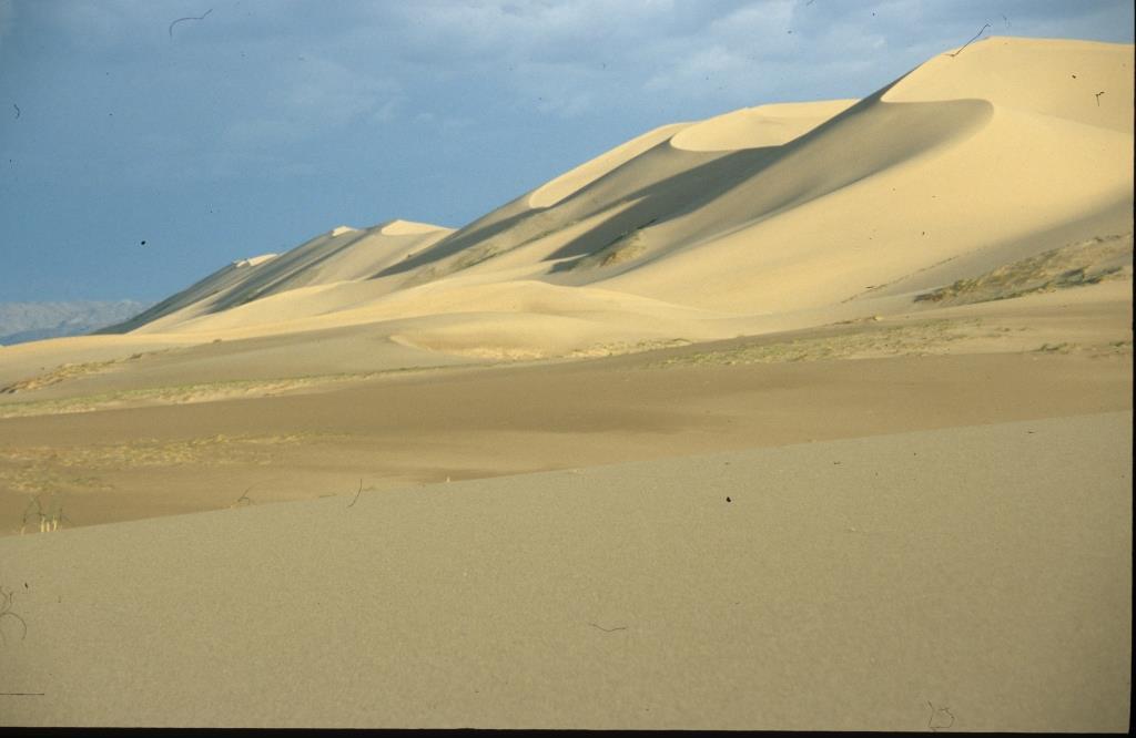 Mongolei Wüste Gobi Stopover
