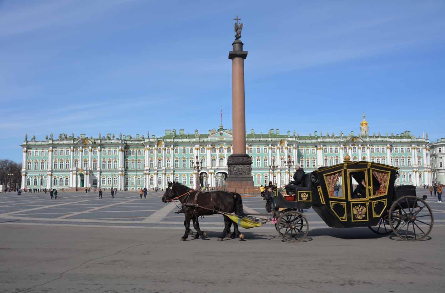 Baltisches Dreieck, St. Petersburg