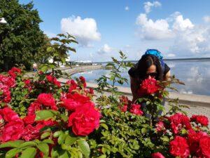 Haapsalu, Estland FAmilienreise