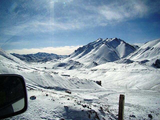 Beytal Pass Überquerung