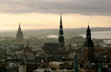 Riga, copyright: Latvia Travel