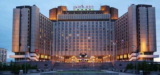 Park Inn by Radisson Pribaltiyskaya
