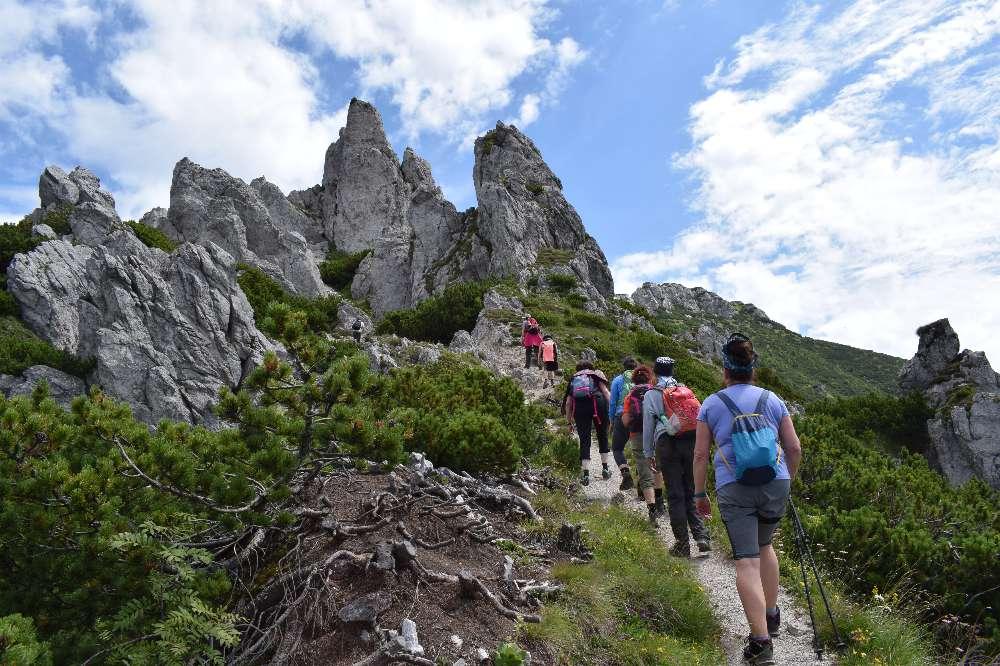 Wanderreise Slowenien