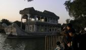 Peking, Sommerpalast, Konfuziustempel,  Lamatempel