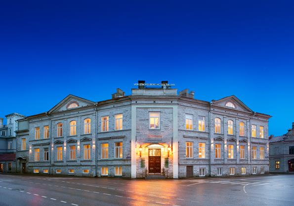 Hotel Von Stackelberg