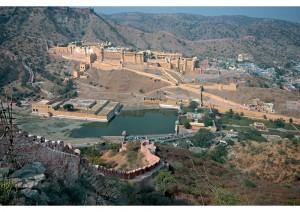 Amer Fort, Jaipur, Indien