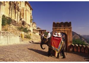 Amer Palast, Jaipur, Indien