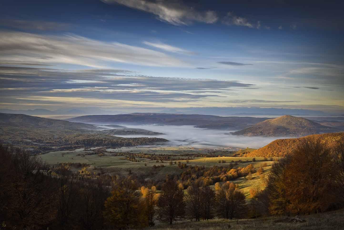 Herbst in Transsilvanien