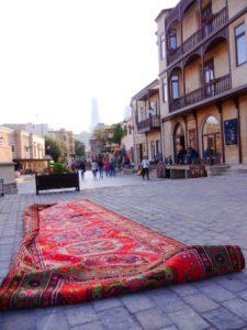 Baku Icheri Seher Teppich