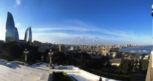 Baku-Panorama