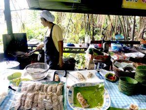 Bang Nam Phueng Markt, thailanreisen, bangkok, thailandrundreisen