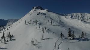 Skitour Sibirien