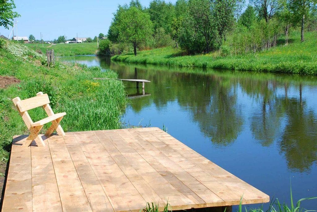 Bingi - an unserem Flussufer