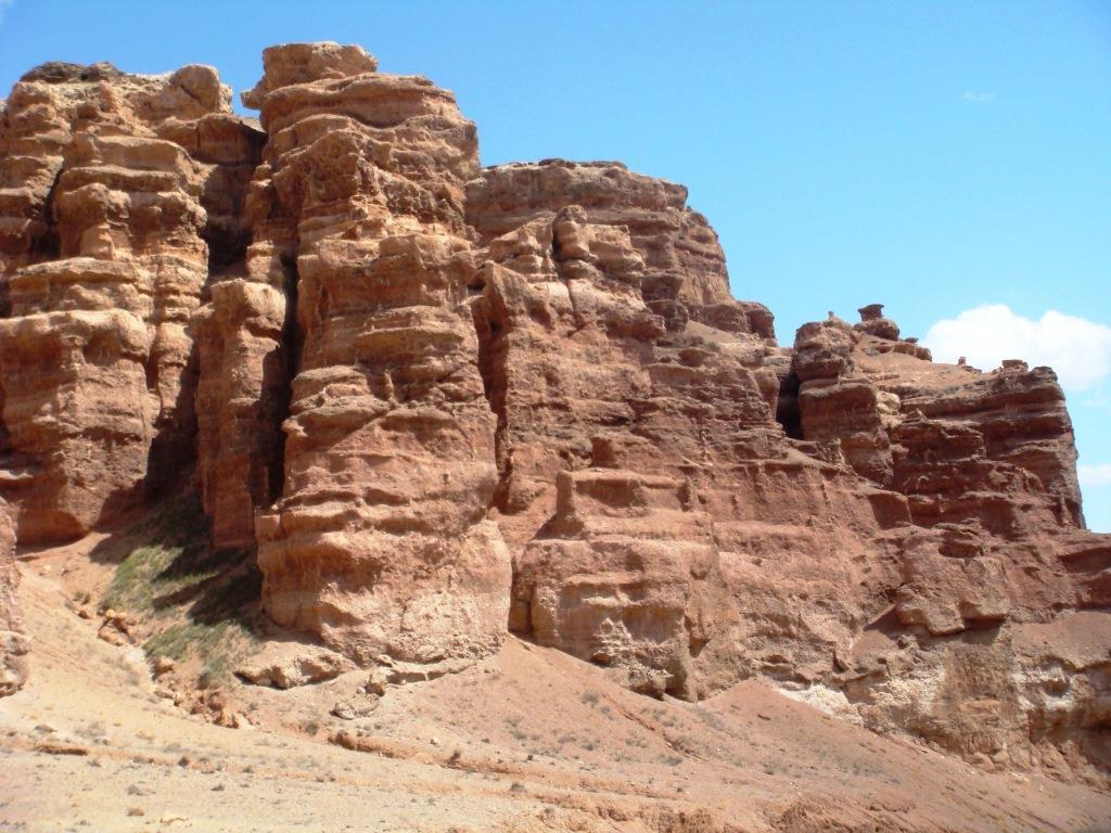 Canyon Charyn Kasachstan