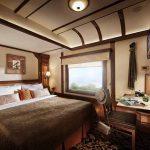 Präsidentensuite Schlafzimmer