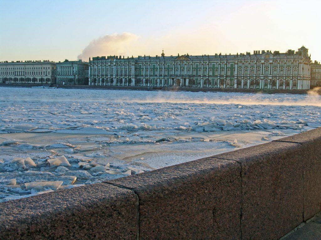 Eremitage Winter
