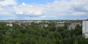 Tschernobyl, Pripyat