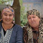 Usbekistan Menschen