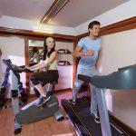 Deccan Odyssey - Gym
