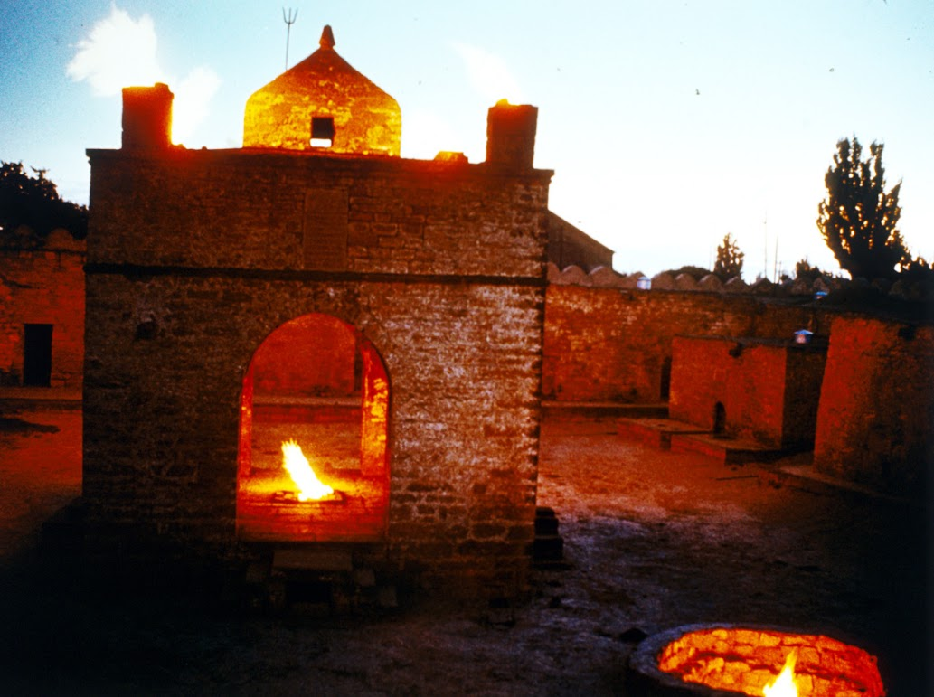 "Fire Temple ""Ateshgah"" -Baku"