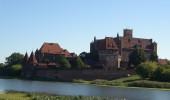 Danzig, Ausflug zur Marienburg - Malbork