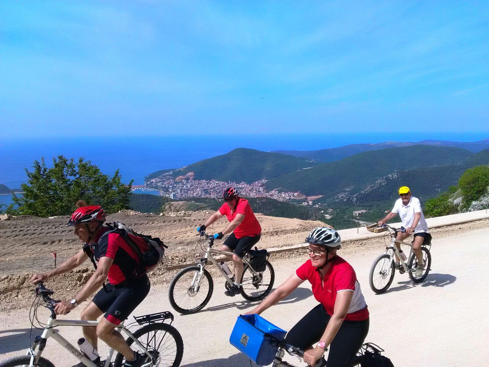 Albanien Radreise