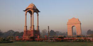 India Reisen, Gate Delhi