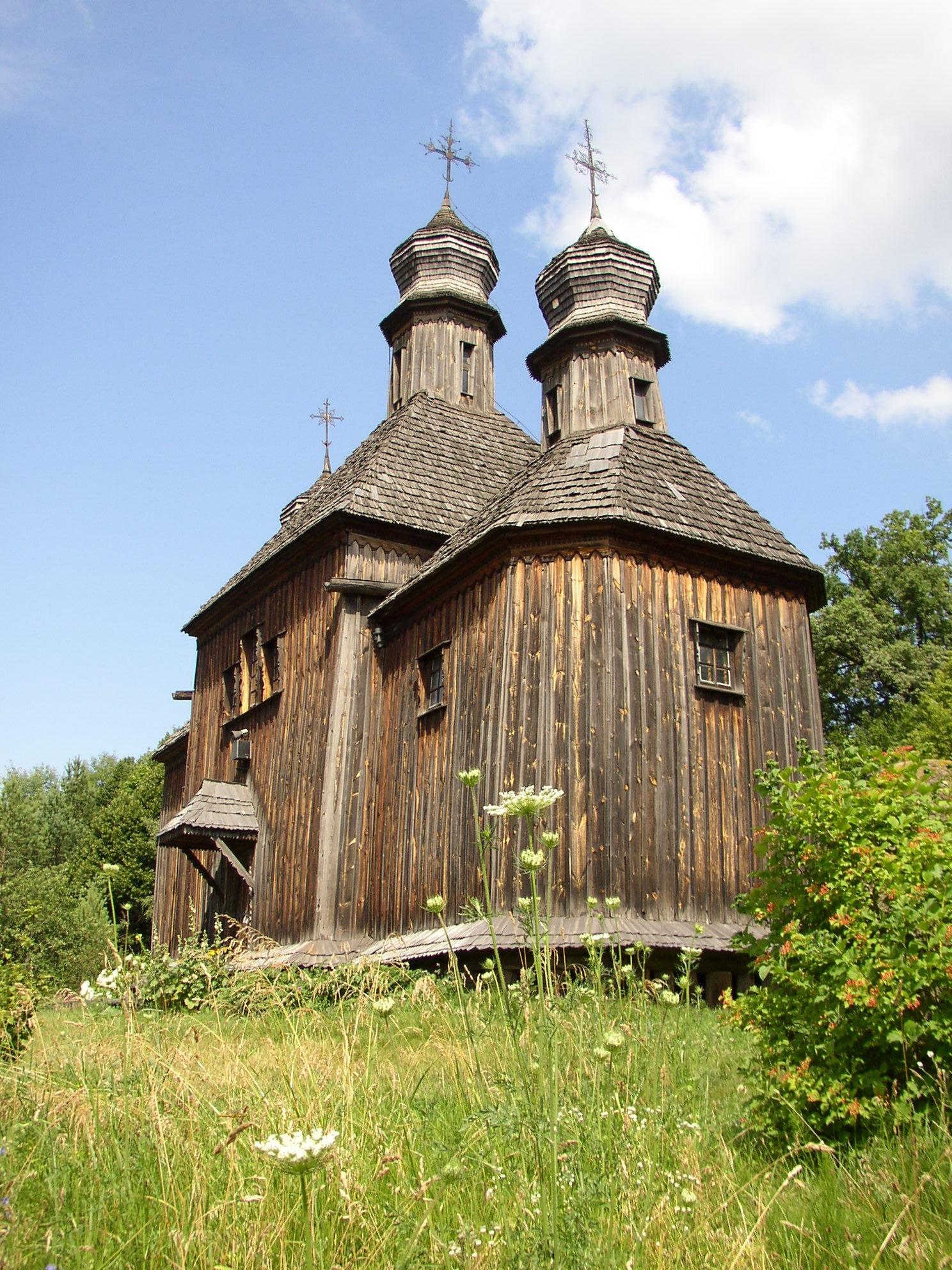 Kiew Freilichtmuseum Pirogovo