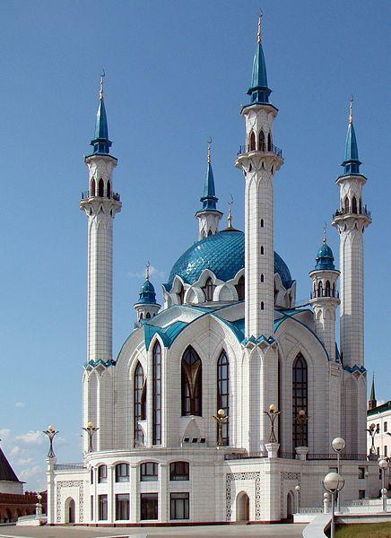 Kazan_Kreml_CC BY-SA 3.0 Yuriy75