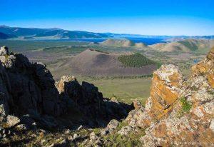 Khorgo Vulkan Mongolei