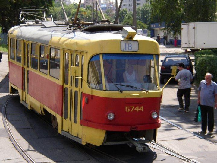 Kiew_Strassenbahn