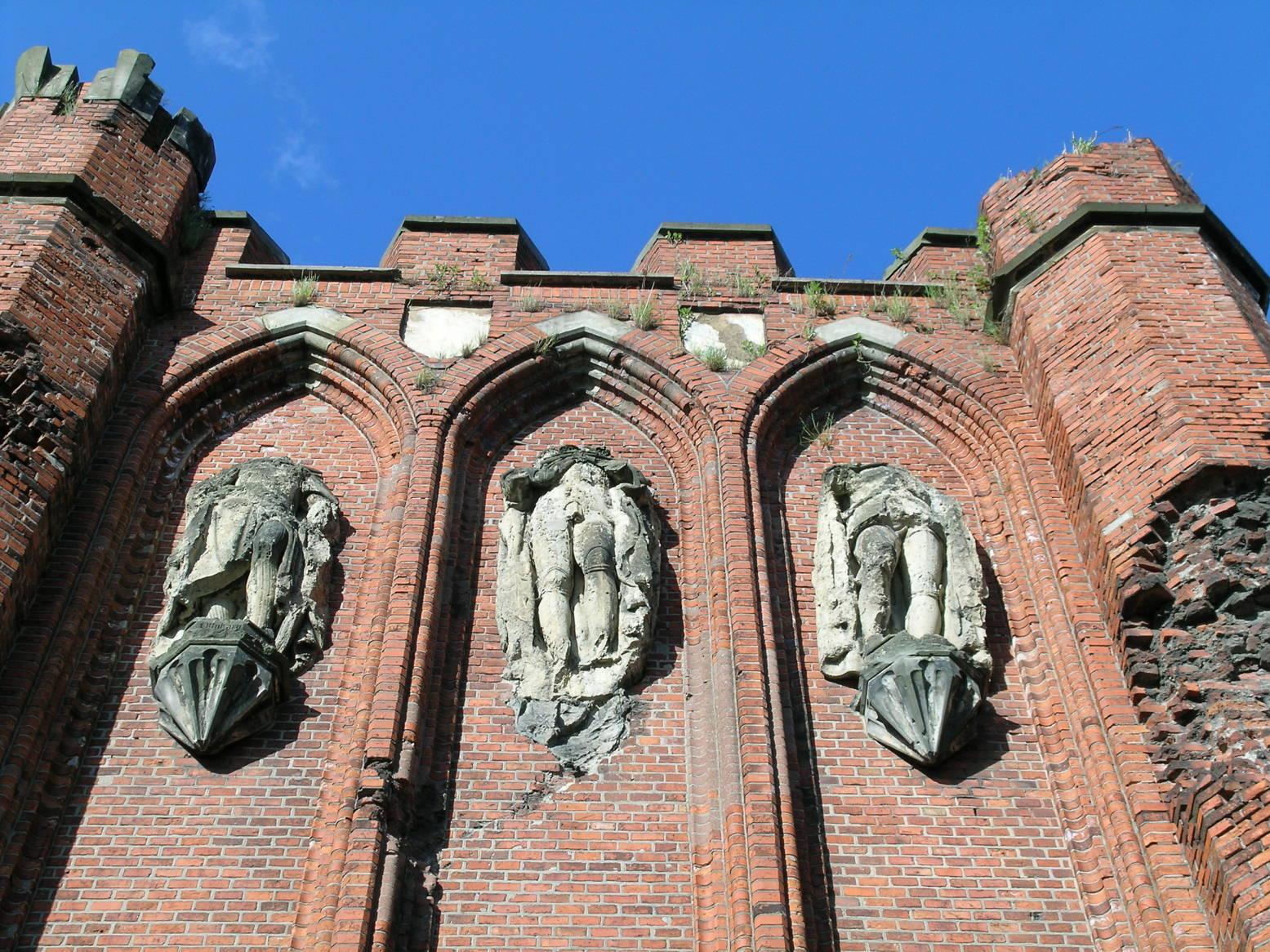 Kaliningrad, Königstore