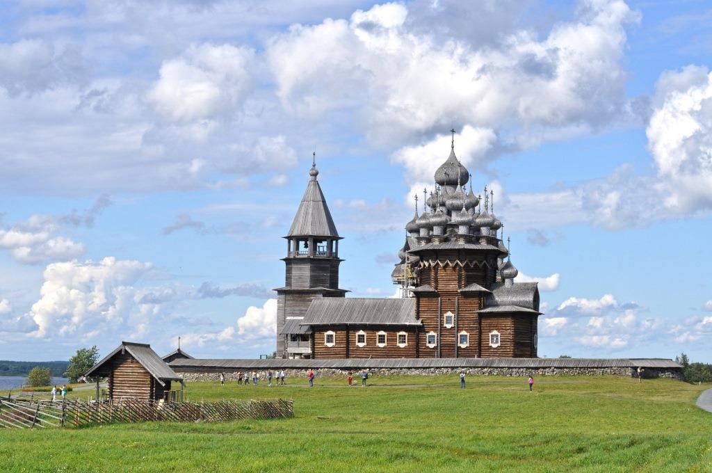 Insel Kizhi, Karelien