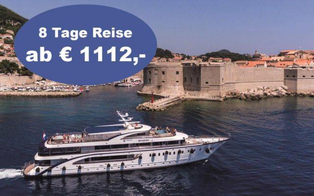 Kroatien Luxusyacht Desire