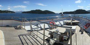 Kroatienreise: Inselrundtour mit einer hochwertigen Motoryacht
