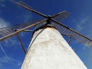 Estland, Windmühle