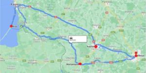 Litauen_abseits_Karte