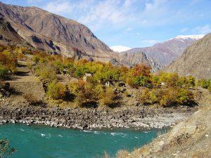 Weg nach Duschanbe