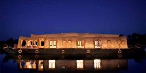 Hausboot Indien Südindien