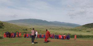 Maasai, Reise nach Afrika, Tansania und Sansibar, für 11 Tage mit Go East Reisen
