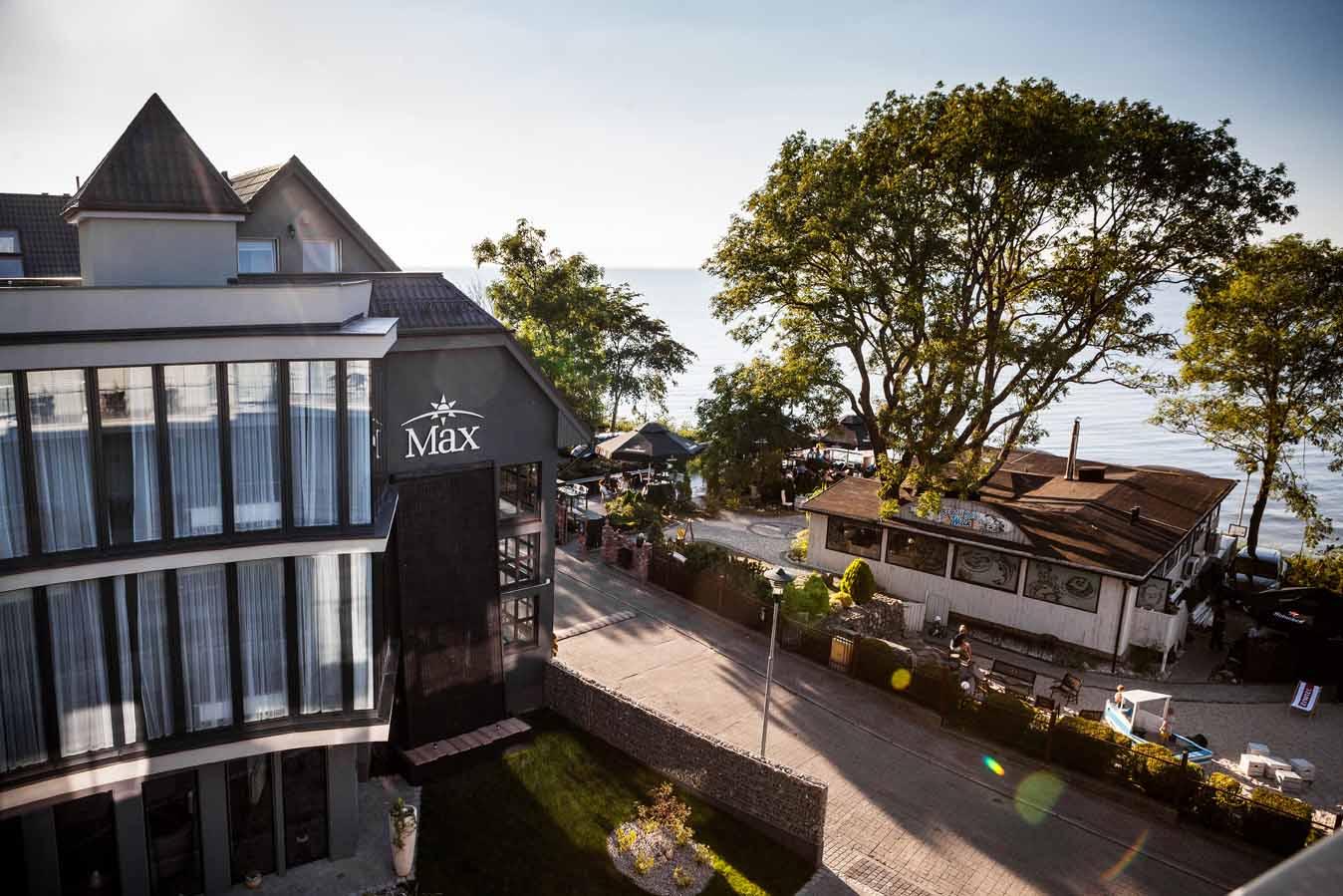 Hotel Max Ustronie Morskie Polnische Ostseekuste 7 Tage Paket