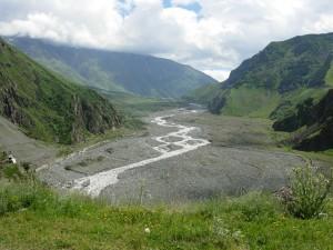 Georgien, Kaukasus