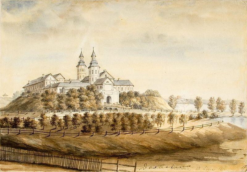 Neswisch Palast, Belarus