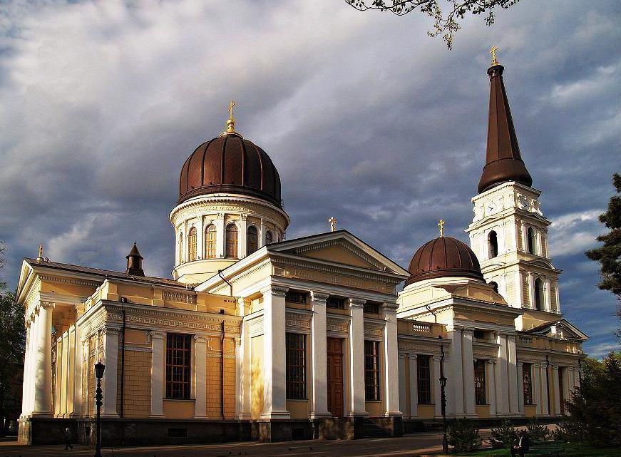 Odessa - Transfiguration Monastry