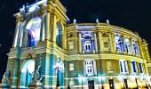 Odessa, Stadtrundfahrt