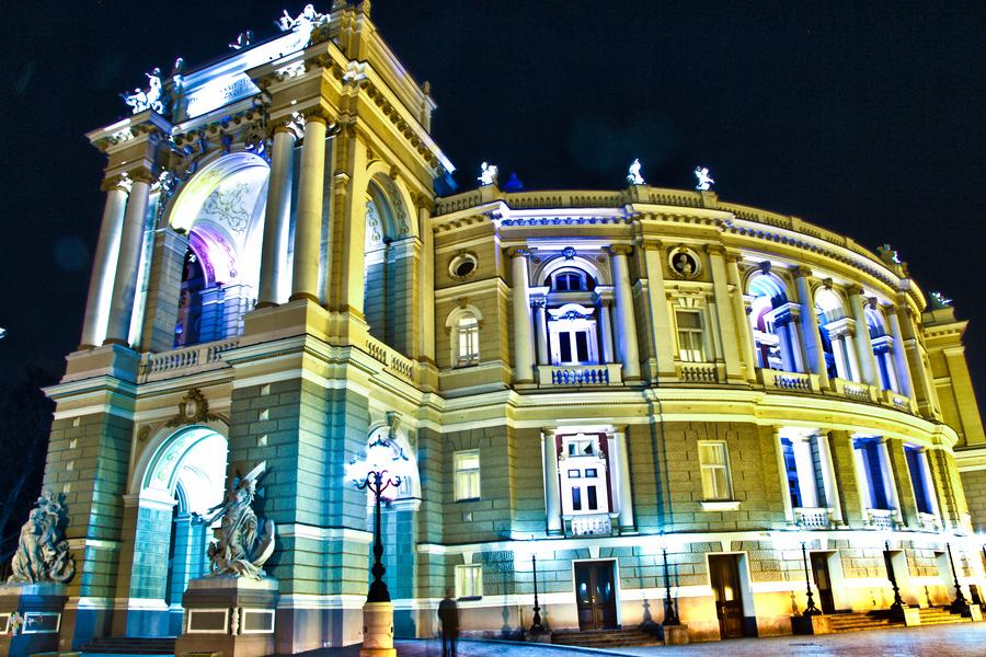 Odessa-opera