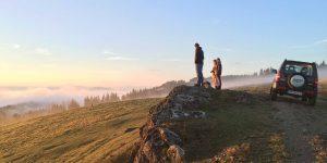 Offroad Tour Rumänien Karpaten Reisen mit Go-East Reisen